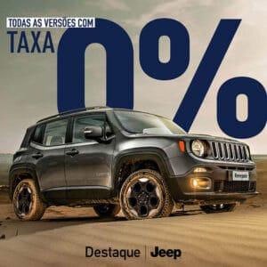post social media Destaque Jeep