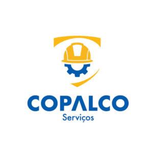 identidade visual logo Copalco Serviços