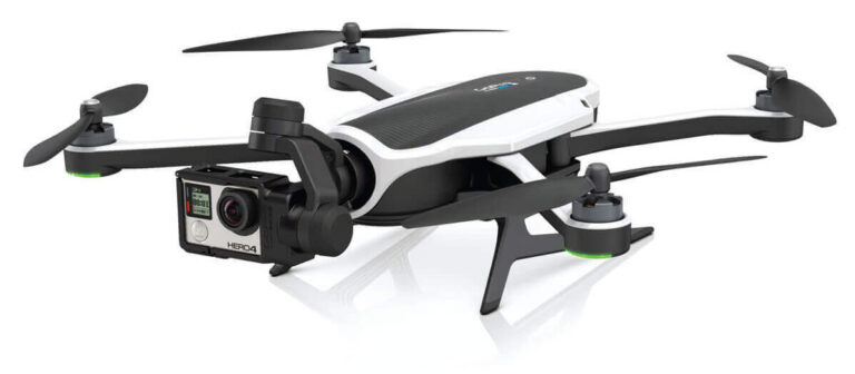 captação de vídeo com drone