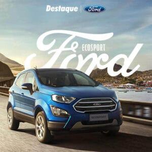 post social media Destaque Ford