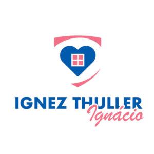identidade visual logo Ignez Thuller Ignácio