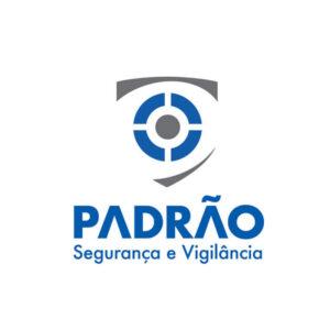 identidade visual logo Padrão Segurança e Vigilância