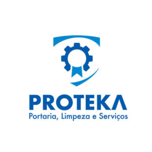 identidade visual logo Proteka