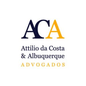 identidade visual logo ACA Advogados
