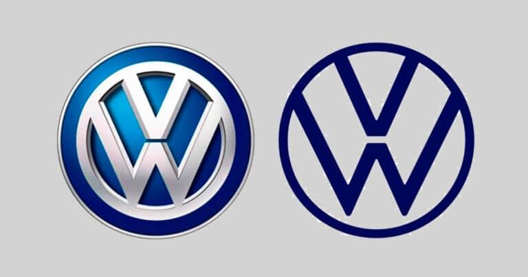 Uso de Minimalismo nos Logotipos